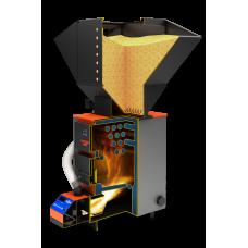 Пеллетная горелка Теплодар АПГ 42 для котлов Куппер