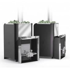 Газовая печь для бани Ермак Уралочка 24 с автоматикой