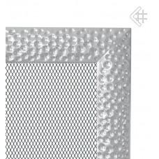 Вентиляционная решетка Kratki 11x11 Venus никелированная