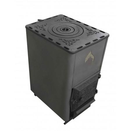 Отопительно-варочная печь Березка Комфорт-120