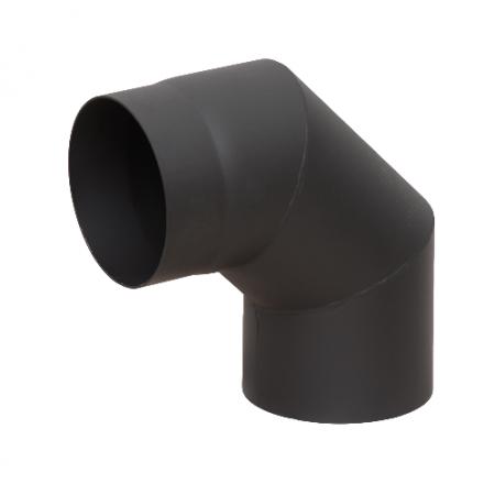 Отвод КПД 90° 180 мм