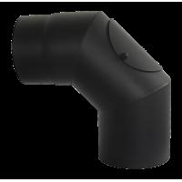Отвод КПД 90° с ревизией 120 мм