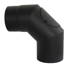 Отвод КПД 90° с ревизией 180 мм