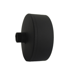 Заглушка КПД с конденсатоотводом 120 мм