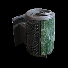 Банная печь Prometall Атмосфера с комбинированной облицовкой