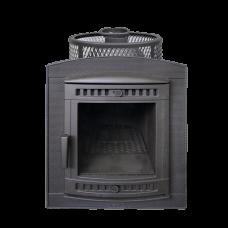 Банная печь Prometall Атмосфера с сеткой для камней из нержавеющей стали
