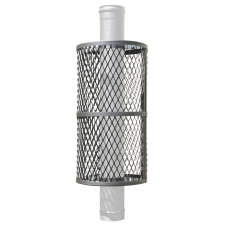 Сетка-каменка натрубная нержавейка для печи Prometall Атмосфера