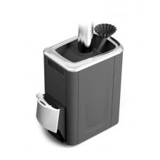 Дровяная банная печь Термофор Гейзер 2014 Carbon ДН КТК ЗК антрацит