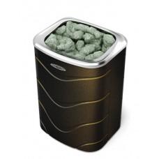 Печь для бани электрическая Термофор Примавольта 9кВт черная бронза