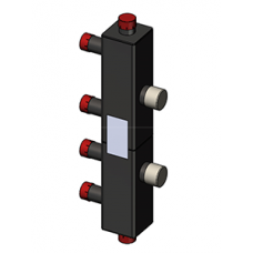 Каскадный узел Zota вертикальный, до 3 котлов