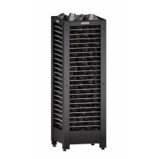 Печь электрическая Harvia Modulo MDA1654G Black (чёрная, без пульта) HMDA1654G