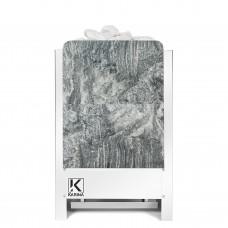 Электрическая печь KARINA Люкс 10 кВт 380В в камне кварцит вертикальный