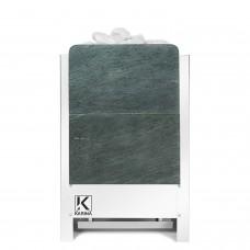 Электрическая печь KARINA Люкс 10 кВт 380В в камне талькохлорит вертикальный