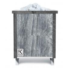 Электрическая печь KARINA Жар Премиум 12 кВт в облицовке талькокварцит