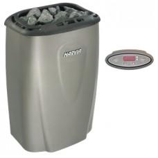 Электрическая печь Harvia Moderna V45E-1 Platinum HVE450230PL