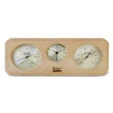 Термогигрометр SAWO 260-THA (с часами вне сауны)