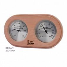 Термогигрометр SAWO 222-THD