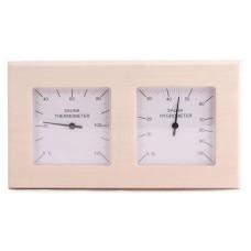 Термогигрометр SAWO 224-THA (квадратный)