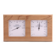 Термогигрометр SAWO 224-THD (квадратный)