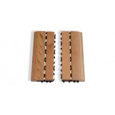 Коврик деревянный на пол SAWO 595-D-SID (боковой)