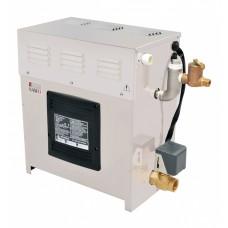 Парогенератор SAWO STP-45-1/2-SST-DFP (4,5 кВт, в комплекте с сенсорным пультом и автоочисткой, 3 доп. функции: свет, вентилятор, насос-дозатор)