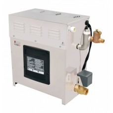 Парогенератор SAWO STP-60-C1/3-SST-DFP (6 кВт, в комплекте с сенсорным пультом и автоочисткой, 3 доп. функции: свет, вентилятор, насос-дозатор)