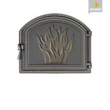 Дверь Везувий 218 (бронза)
