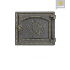 Дверка Везувий печная ДТ-3 (бронза)