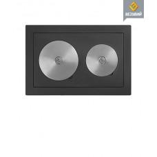 Усиленная Плита двухконфорочная Везувий 5В