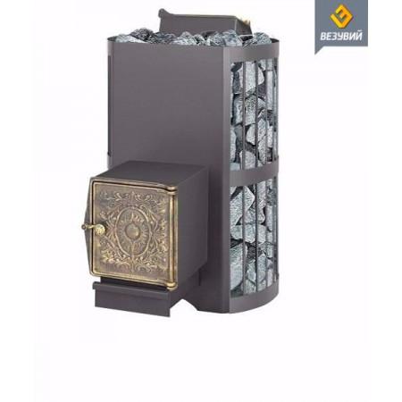 Печь Везувий Скиф с закрытой каменкой (ДТ-4)