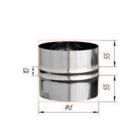 Адаптер ПП (430/0,5 мм) Ф 100