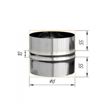 Адаптер ПП (439/0,8 мм) Ф 115
