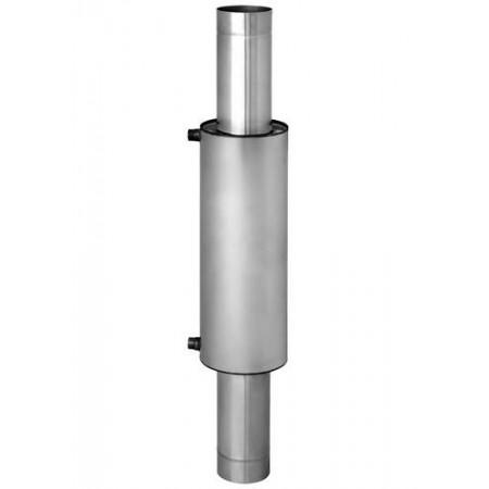Бак ЭЛИТ 12 л с водяным контуром (нерж.) Ø 115