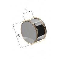 Заглушка (430/0,5 мм) Ф 130 внешняя