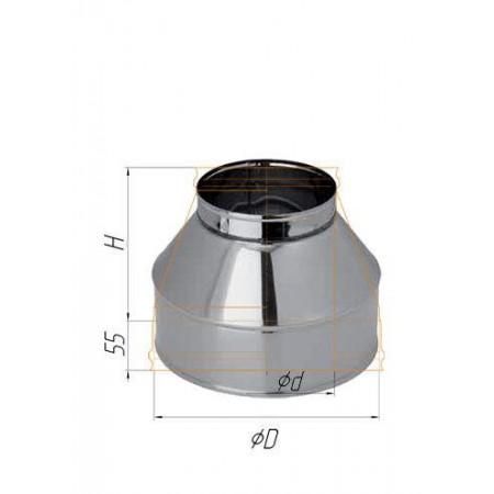 Конус (430/0,5 мм) Ф 130х200 К