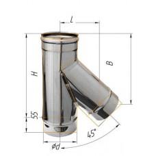 Тройник-К 135° (439/0,8 мм) Ф 135
