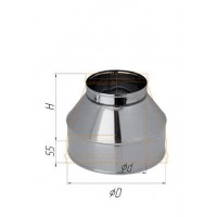 Конус (430/0,5 мм) Ø 140х210 К