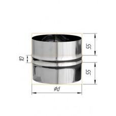 Адаптер ПП (430/0,8 мм) Ø 200
