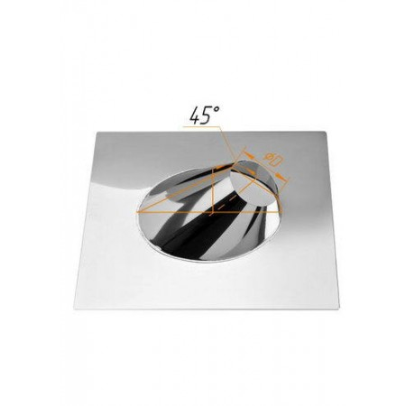 Крышная разделка (430/0,5 мм) Ф 400