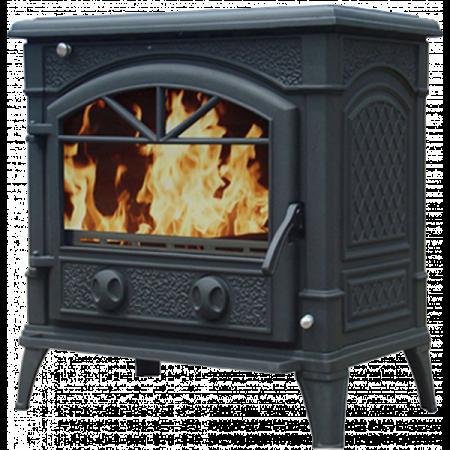 Печь-камин HAROLD BOILER