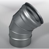 Отвод 45° DOM Моно, диаметр 150 мм