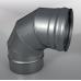 Отвод 90° DOM Моно, диаметр 200 мм