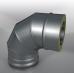 Отвод 87° DOT Термо, диаметр 115 мм