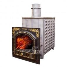 Чугунная банная печь - ПБ-02 П