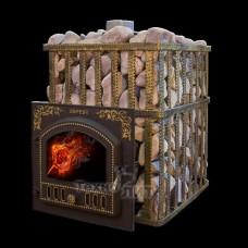 Чугунная банная печь - ПБ-02 MC