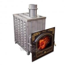 Чугунная банная печь - ПБ-01 M