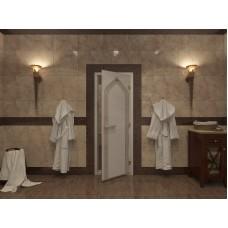 Стекляная дверь Doorwood Арка-1.3