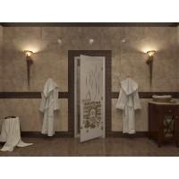 Стекляная дверь Doorwood Банька-3