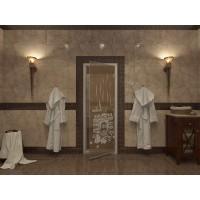 Стекляная дверь Doorwood Банька-4