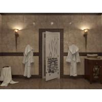 Стекляная дверь Doorwood Банька-5